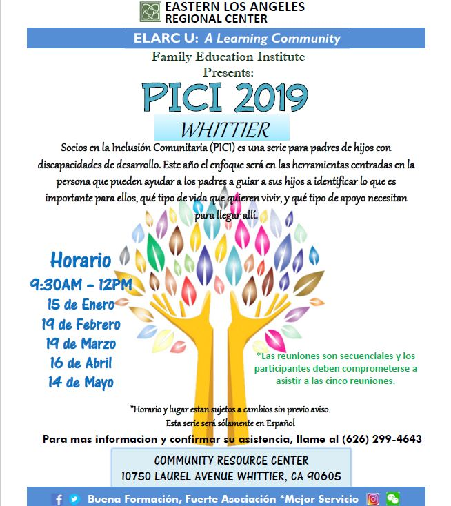 PICI 2019-Whittier